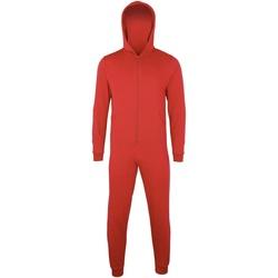 Vêtements Enfant Pyjamas / Chemises de nuit Colortone CC01J Rouge