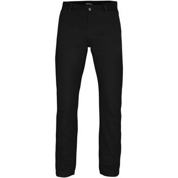 Vêtements Homme Chinos / Carrots Toutes les chaussures femme Casual Noir