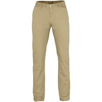 Vêtements Homme Chinos / Carrots Asquith & Fox Casual Kaki