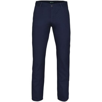 Vêtements Homme Chinos / Carrots Asquith & Fox Casual Bleu marine