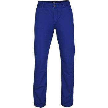 Vêtements Homme Chinos / Carrots Toutes les chaussures femme Casual Bleu roi