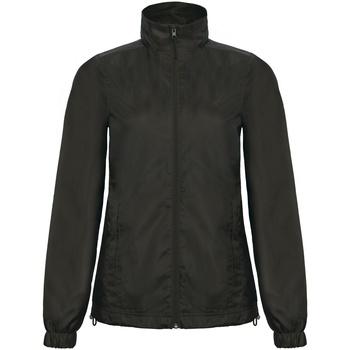 Vêtements Femme Coupes vent B And C Showerproof Noir