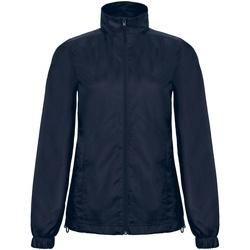 Vêtements Femme Coupes vent B And C Showerproof Bleu marine
