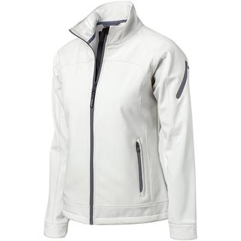 Vêtements Femme Polaires Nimbus Softshell Blanc