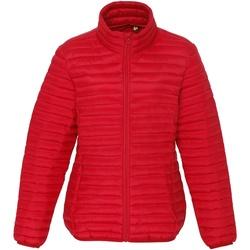 Vêtements Femme Doudounes 2786 Fineline Rouge