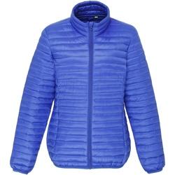 Vêtements Femme Doudounes 2786 Fineline Bleu roi