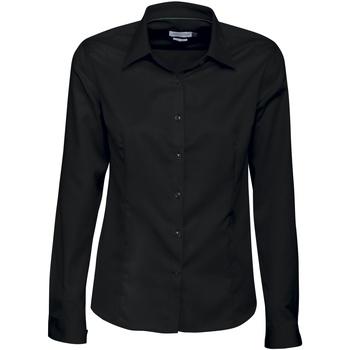 Vêtements Femme Chemises / Chemisiers J Harvest & Frost JF003 Noir