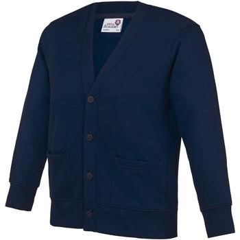 Vêtements Enfant Gilets / Cardigans Awdis Academy Bleu marine