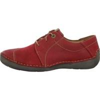 Chaussures Femme Derbies Josef Seibel Fergey 20 Rouge