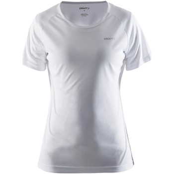 Vêtements Femme T-shirts manches courtes Craft Prime Blanc