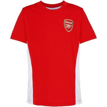 Vêtements Enfant T-shirts manches courtes Arsenal Fc OF301 Rouge
