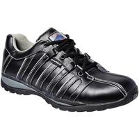 Chaussures Homme Chaussures de sécurité Portwest PW324 Noir
