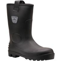 Chaussures Homme Chaussures de sécurité Portwest PW331 Noir