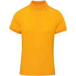 Vêtements Femme Polos manches courtes Premier PR616 Tournesol