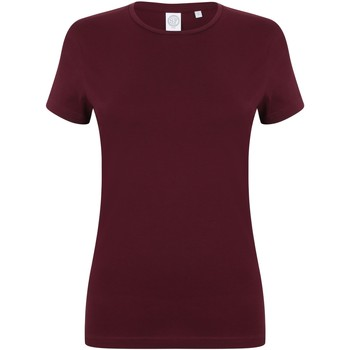 Vêtements Femme Musse & Cloud Skinni Fit Stretch Bordeaux