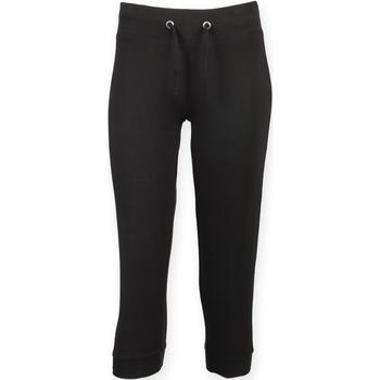 Vêtements Femme Pantalons de survêtement Skinni Fit Three Quarter Noir