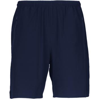 Vêtements Homme Shorts / Bermudas Finden & Hales Stretch Bleu marine