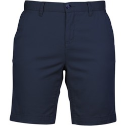 Vêtements Femme Shorts / Bermudas Front Row Chino Bleu marine