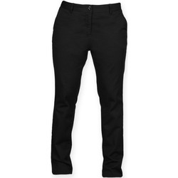 Vêtements Femme Chinos / Carrots Front Row Chino Noir