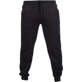 Vêtements Homme Pantalons de survêtement Skinni Fit Cuffed Noir