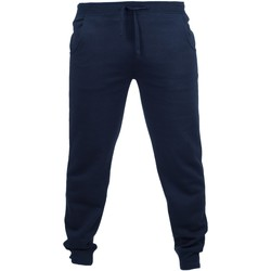 Vêtements Homme Pantalons de survêtement Skinni Fit Cuffed Bleu marine