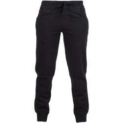 Vêtements Enfant Pantalons de survêtement Skinni Fit Cuffed Noir