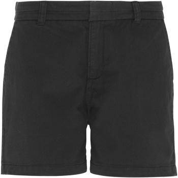 Vêtements Femme Shorts / Bermudas Asquith & Fox Classic Noir