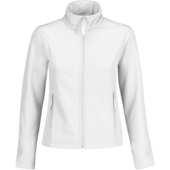 Vêtements Femme Polaires B And C Softshell Blanc
