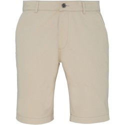 Vêtements Homme Shorts / Bermudas Asquith & Fox Chino Naturel