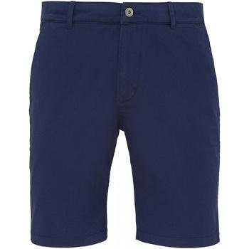 Vêtements Homme Shorts / Bermudas Asquith & Fox AQ051 Bleu marine