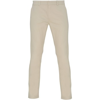 Vêtements Femme Chinos / Carrots Asquith & Fox Chino Naturel