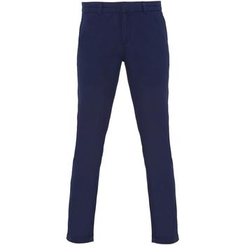 Vêtements Femme Chinos / Carrots Toutes les chaussures femme Chino Bleu marine