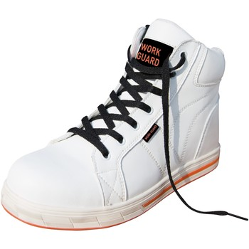 Chaussures Homme Baskets montantes Result R343X Blanc