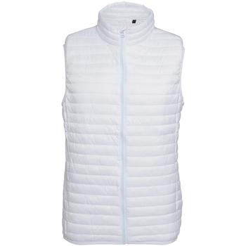 Vêtements Homme Doudounes 2786 Fineline Blanc