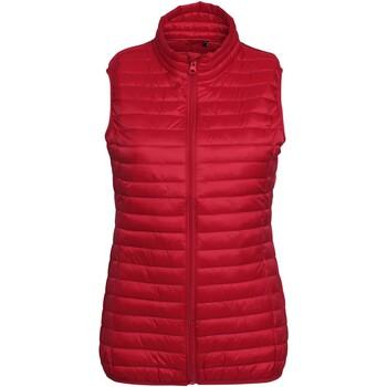 Vêtements Femme Doudounes 2786 Padded Rouge