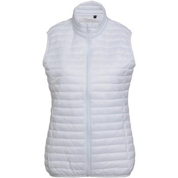 Vêtements Femme Doudounes 2786 TS19F Blanc