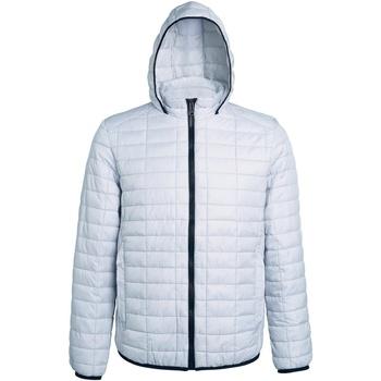 Vêtements Femme Doudounes 2786 TS23F Blanc