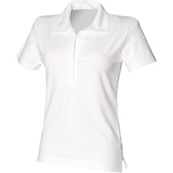 Vêtements Femme Polos manches courtes Front Row Rugby Blanc