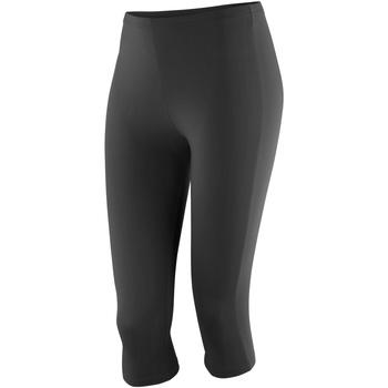 Vêtements Femme Leggings Spiro Softex Noir