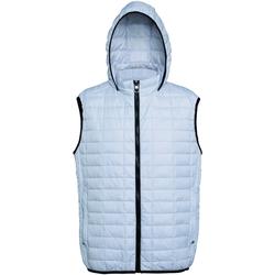 Vêtements Homme Doudounes 2786 Honeycomb Blanc