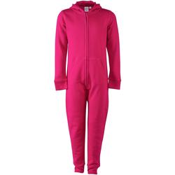 Vêtements Enfant Combinaisons / Salopettes Skinni Fit Minni Fuchsia