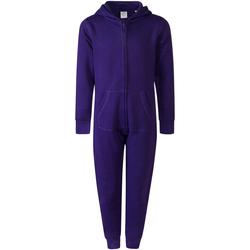 Vêtements Enfant Combinaisons / Salopettes Skinni Fit Minni Violet