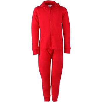 Vêtements Enfant Combinaisons / Salopettes Skinni Fit Minni Rouge