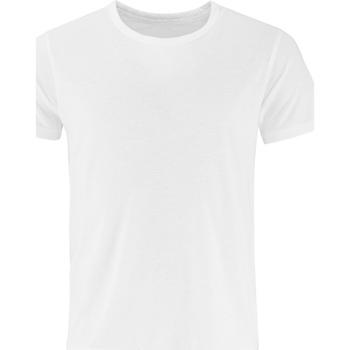 Vêtements Homme T-shirts manches courtes Comfy Co CC040 Blanc