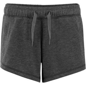Vêtements Femme Shorts / Bermudas Comfy Co CC055 Gris foncé