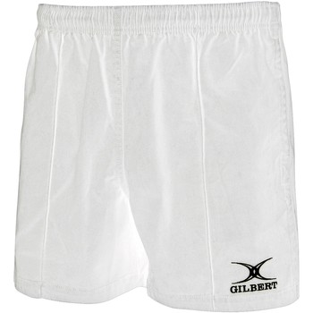 Vêtements Enfant Shorts / Bermudas Gilbert GI02J Blanc