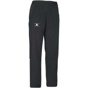 Vêtements Enfant Pantalons de survêtement Gilbert GI05J Noir