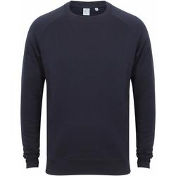 Vêtements Sweats Skinni Fit Slim Fit Bleu marine
