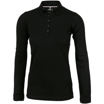 Vêtements Femme Polos manches longues Nimbus Carlington Noir