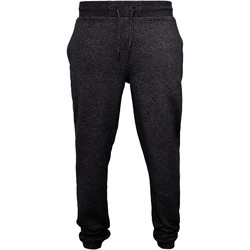 Vêtements Homme Pantalons de survêtement Build Your Brand BY014 Noir